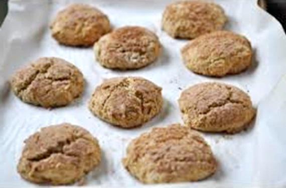 Recipe type klein koekies